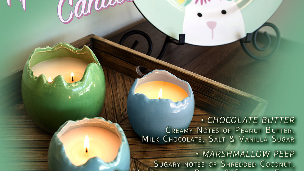 April Specialty Candle