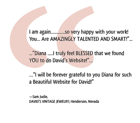 Websight Design | DVJ Testimonial