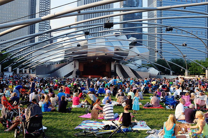 Chicago Festivals to Enjoy This Summer