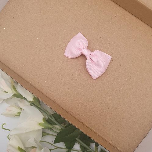 Pinch Grosgrain Baby Pink Clip