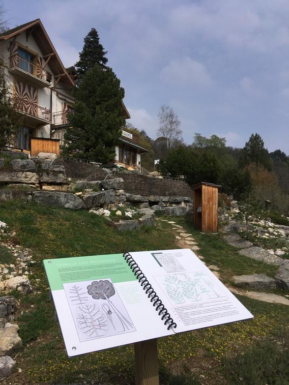 Jardin botanique de Neuchâtel
