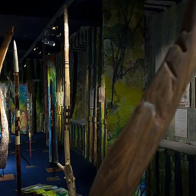 ARBRES au Museum d'Histoire Naturel de Rouen