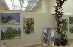 Orangerie du Sénat à Paris
