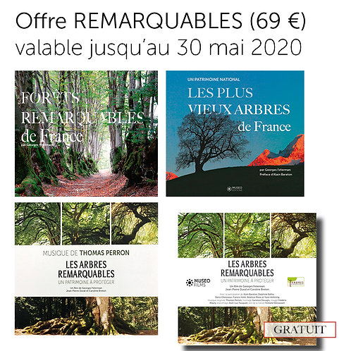 Offre REMARQUABLES