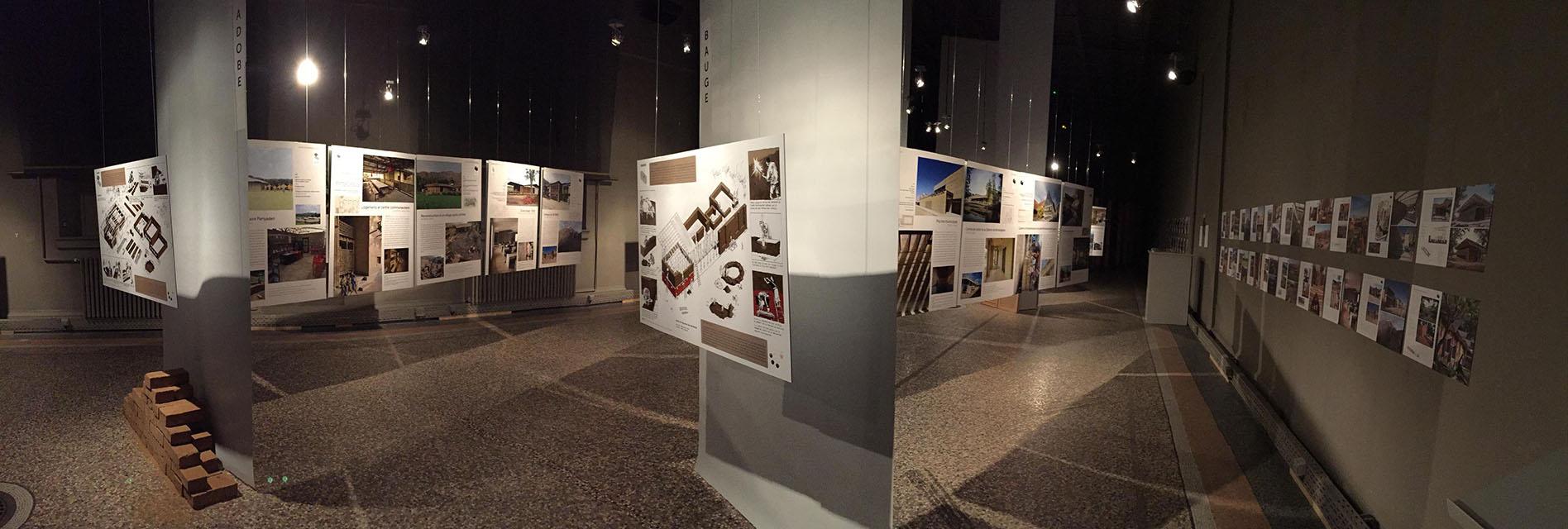 EXPO Architecture en terre
