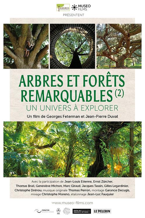 Kit communication Film Arbres et forêts remarquables