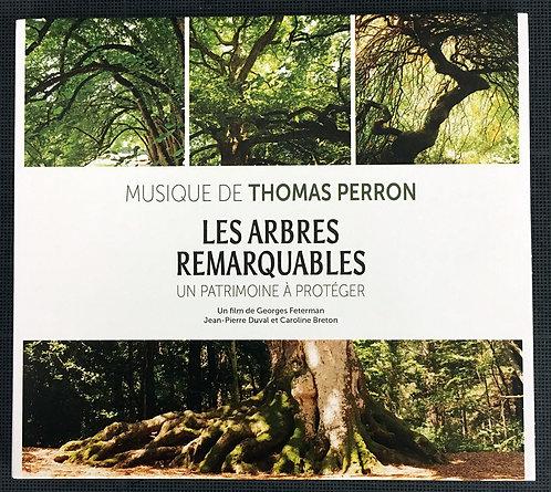BO film Les arbres remarquables, par Thomas Perron