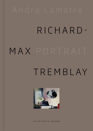 Richard-Max Tremblay_cover.jpg