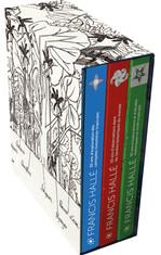 Coffret trois tomes Francis Hallé