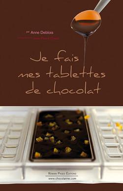 2009 Je fais mes tablettes de chocolat, tome 1.jpg