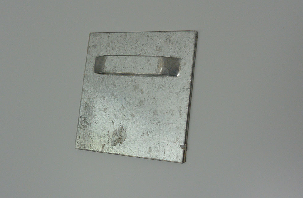 Accroche adhésive 7 x 7 cm