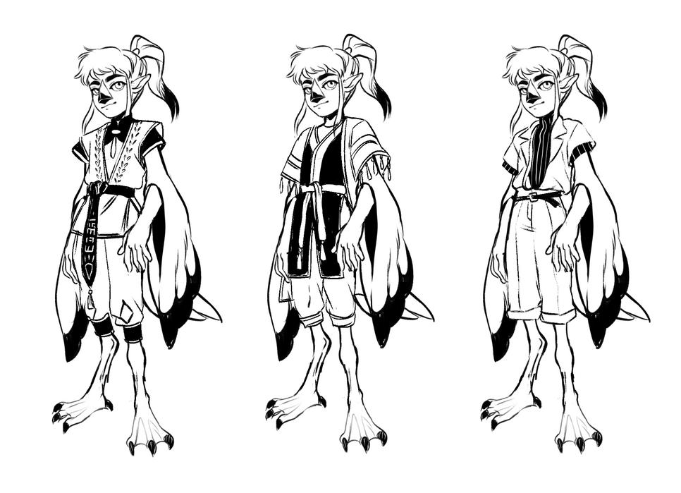 Greyson Costume Design