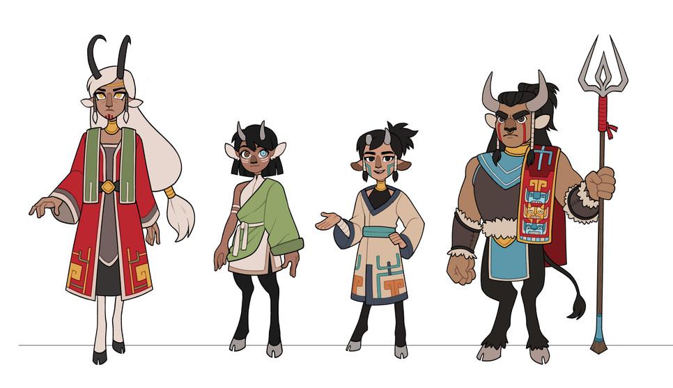 Faun Village Lineup
