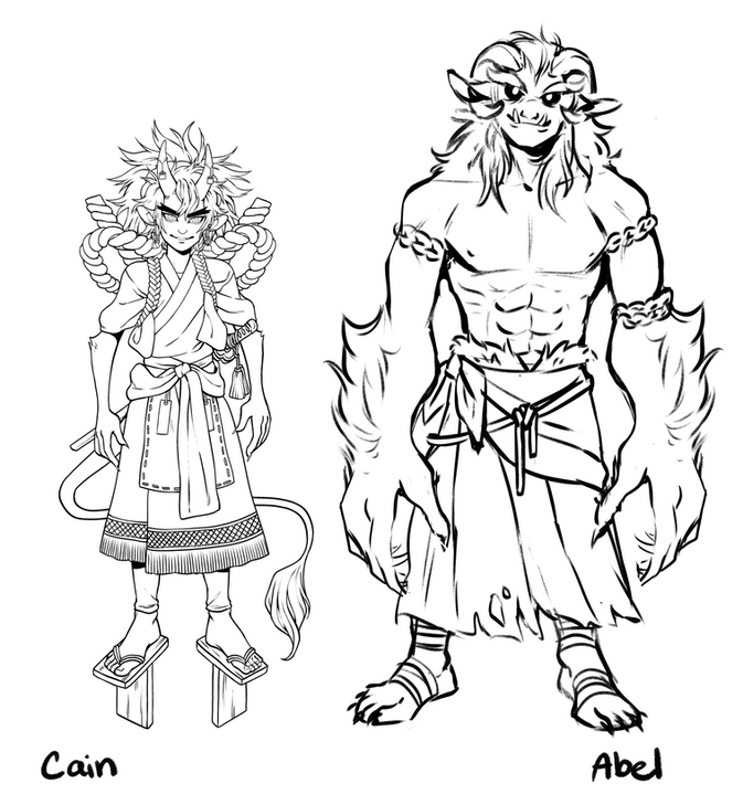 Demon Character Concepts