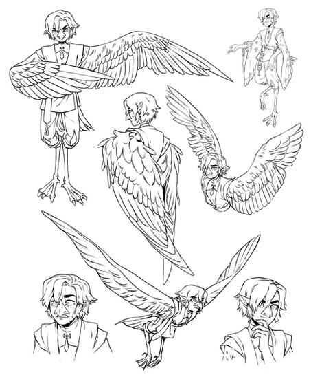 Greyson Sketches