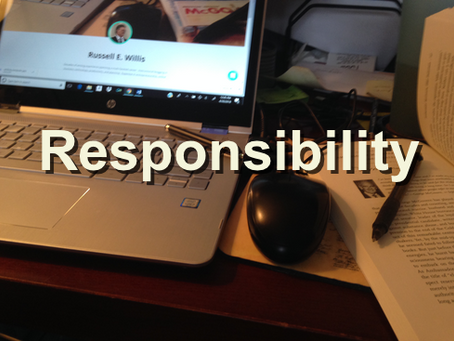 """What Does It Mean To Be """"Responsible""""?"""