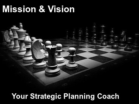 Your Strategic Planning Coach 2: Mission and Vision