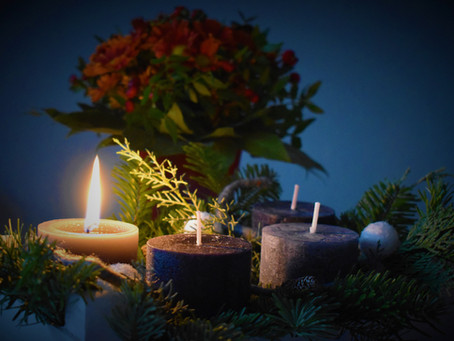 First Candle of Advent 2020: Hope