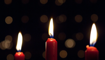 Third Candle of Advent 2020: Joy