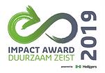 Logo Duurzaam Zeist Impac AWARD 2019_pow