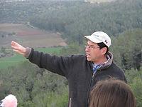 Moti Ospovat tour guide - гид в израиле