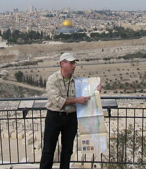 tour guide Moti Ospovat - гид в израиле