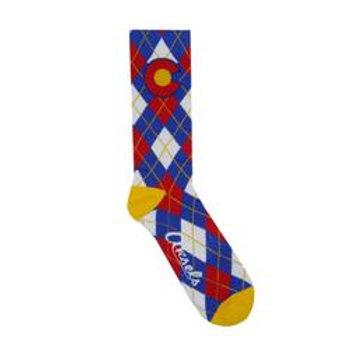 Colorado Socks Argyle