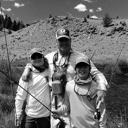 2 Anglers Half Day Wade Fishing Trip $375