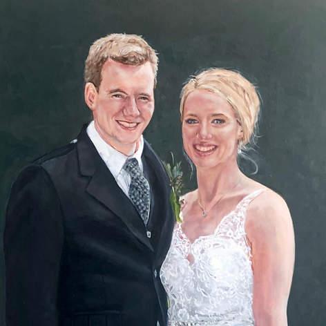 Mrs&Mr Dickinson