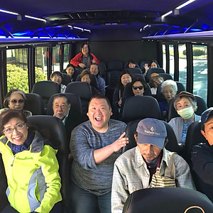 Yayoi Kusama Bus Tour