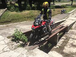 curso avanzado moto off road