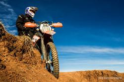 Francois Deroeux moto curso
