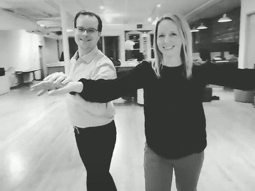 Dance Lesson Gift Certificate