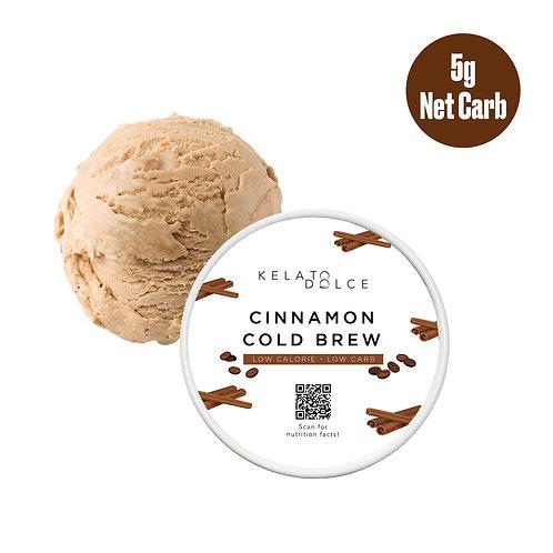 *Keto-friendly* Cinnamon Cold Brew(16oz)