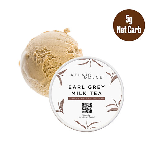 *Keto-friendly* Earl Grey Milk (16oz)