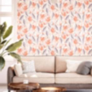 Catherine Marion Hummingbirds Wallpaper