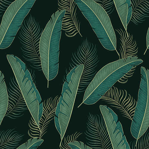 QUEEN OF THE JUNGLE PATTERN