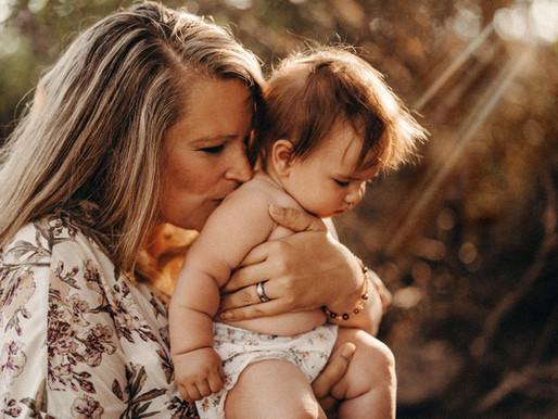 Mamaherz Claire / Innige Momente und schönster Babyspeck