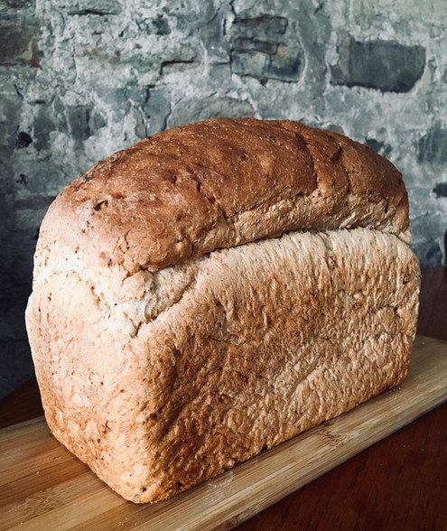 Wholemeal Square Loaf