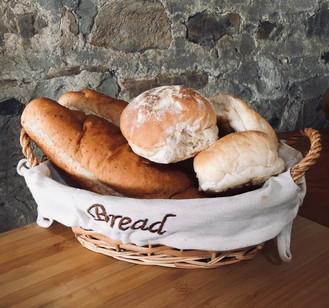 Baguettes and Baps Basket