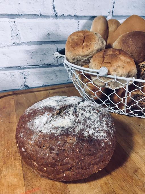 Small Ancient Grain Cob & Bread Basket