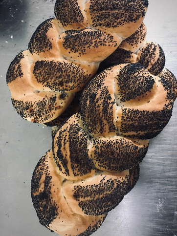 Plaited Poppy Seed Bloomers