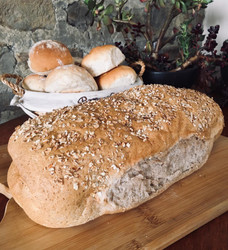 Wholemeal & Oats with Basket of Rolls.jp