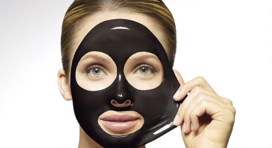 black mask zorgt voor huidirritaties