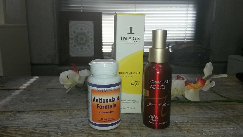 MediPraxis adviseert antioxidanten tijdens de zomer.