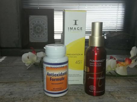 Op vakantie? Denk aan je antioxidanten!