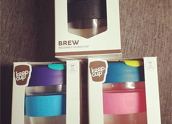 KeepCup Glass Cup