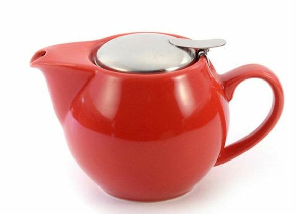 Infuser Tea Pot (0.5L) RED