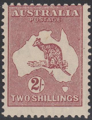 AUSTRALIA SG 134