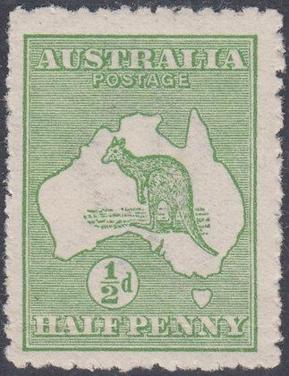 AUSTRALIA SG 001